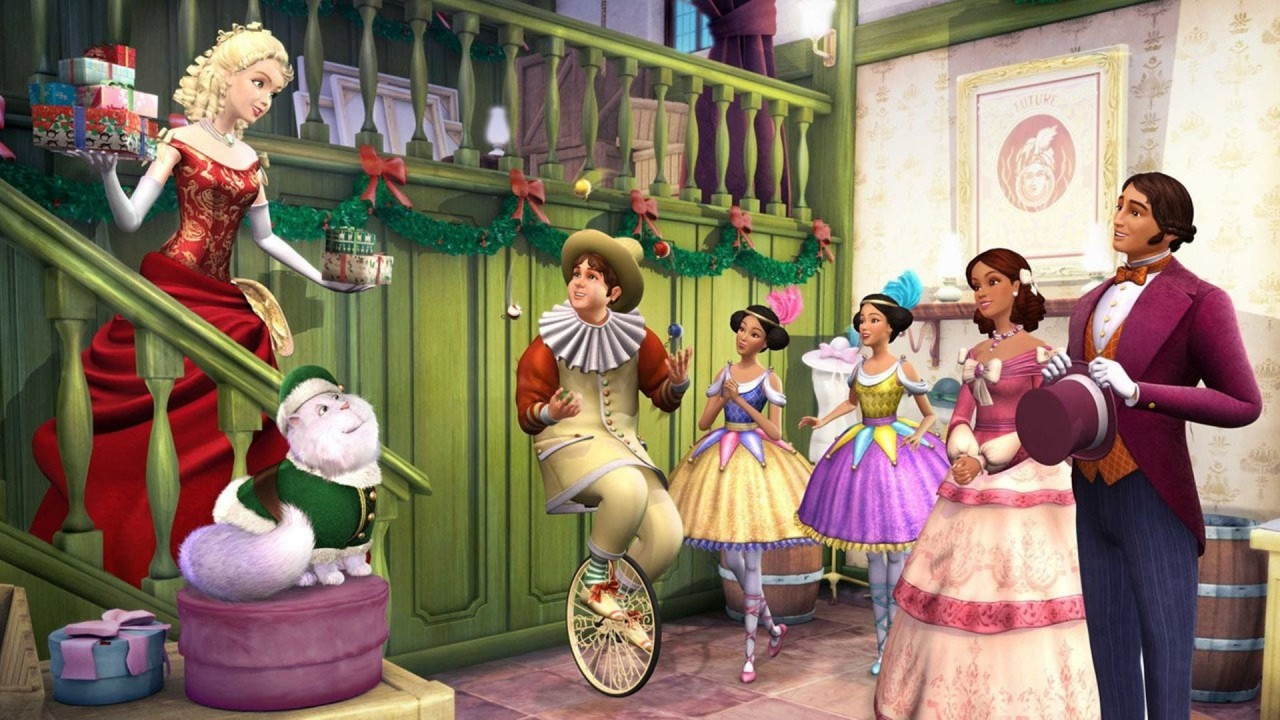 Watch Barbie in 'A Christmas Carol' 2008 full HD on HiMovies.to Free